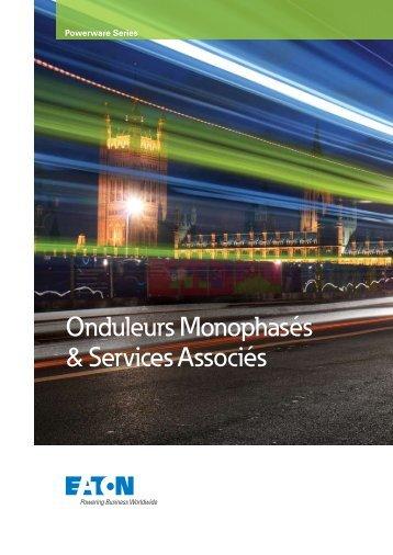 Onduleurs Monophasés & Services Associés - Audin