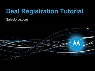 Deal Registration Tutorial for Partners - Medialabsinnovation.com