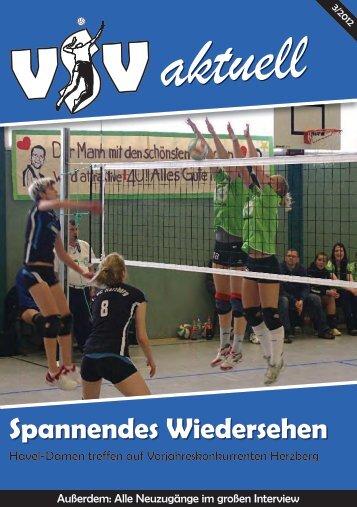 VSV aktuell 3/2012 - VSV Havel Oranienburg