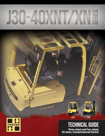 Technical Guide - Hyster Company