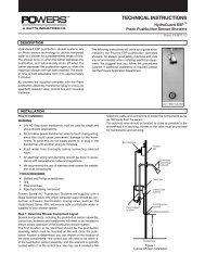 Instruction Manual for Malibu 300 Watt Transformer - Falling Water