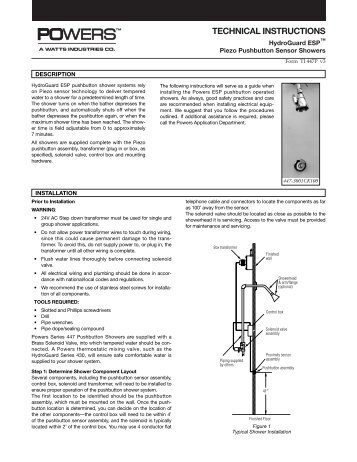 Instruction Manual For Malibu 300 Watt Transformer Falling Water