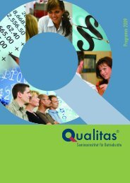 Q-Brosch.re 09 - Qualitas - Seminarinstitut für Betriebsräte