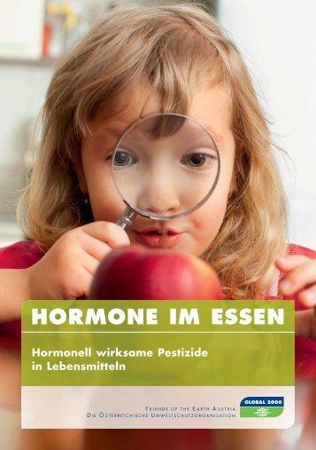 Hormone im Essen - Global 2000
