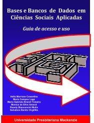 Bases e Bancos de Dados em Ciências Sociais ... - Mackenzie