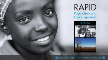 Kenya: Population and Development - Health Policy Initiative