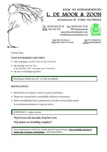Vaste planten - Proximedia