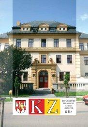 KROMĚŘÍŽSKÝ ZPRAVODAJ / LISTOPAD 2007 - Město Kroměříž
