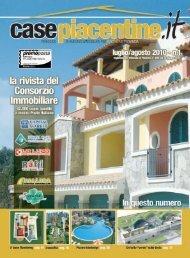 luglio/agosto 2010 - n.1 - Case Piacentine