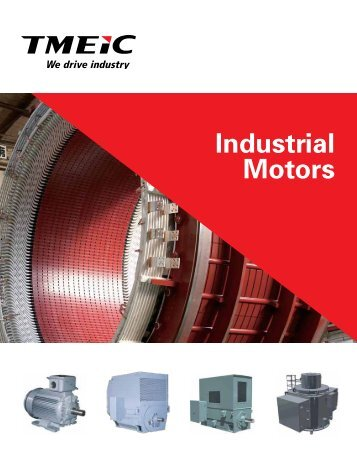 Industrial Motors - Tmeic.com