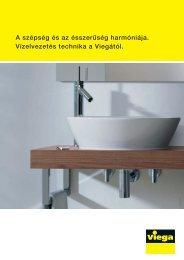 Vízelvezetés technika - Viega