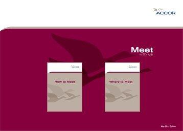Where to Meet - Meetings - Accorhotels
