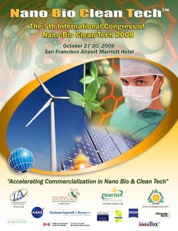 International Association of Nanotechnology - 2008