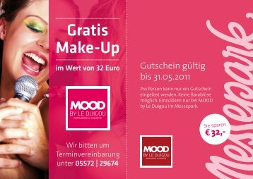 Gratis Make-Up