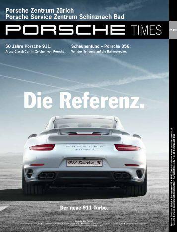 Download PDF. - Porsche Service Zentrum Schinznach Bad