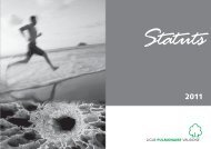 Statuts - Ligue pulmonaire