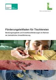 Tischler - Kommunalkredit Public Consulting