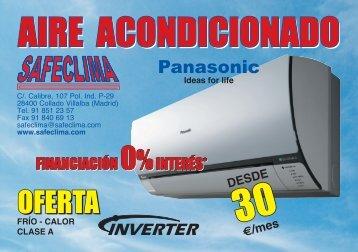 AIRE ACONDICIONADO - Caloryfrio.com