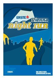 Vienna Night Run - Echo Medienhaus