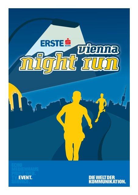 Vienna Night Run - Echo Medienhaus
