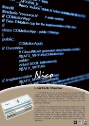 LonTalk Router