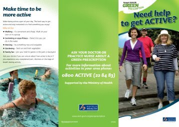 Need help to get active? - leaflet