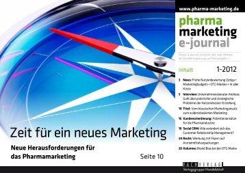 Zeit für ein neues Marketing