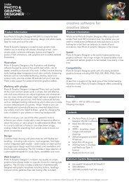 creative software for creative ideas - Xara