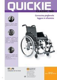 Quickie Classic 160.pdf - Ortopedia Paoletti