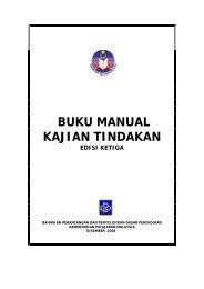 buku manual kajian tindakan - Kementerian Pelajaran Malaysia
