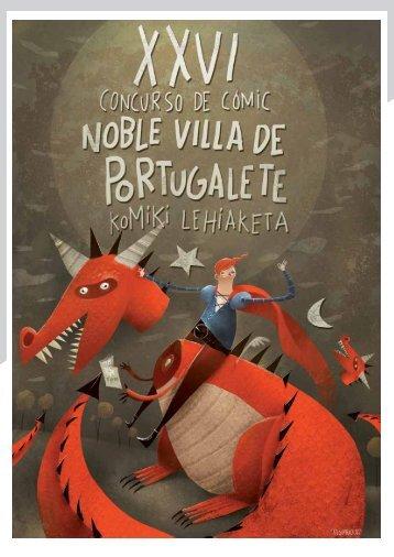 XXVI Concurso de Cómic Noble Villa de Portugalete - Ayuntamiento ...