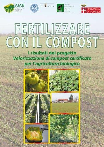 Fertilizzare con il compost - Tec.bio