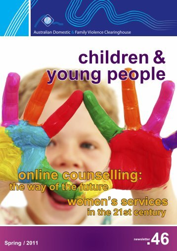 children & young people - Australian Domestic and Family Violence ...
