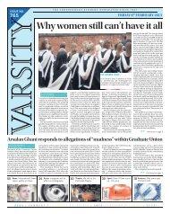 Varsity Issue 764