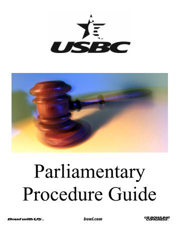 a summary of parliamentary procedure The standard code of parliamentary procedure, 4th edition [alice sturgis] on amazoncom free shipping on qualifying offers already the acclaimed choice of thousands of successful organizations including the american library association.