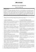 Auftrag zur Übernahme einer Bankgarantie - Teil A - - Volksbank ... - Seite 3