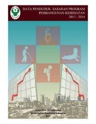 Data Penduduk Sasaran Program Pembangunan Kesehatan 2011