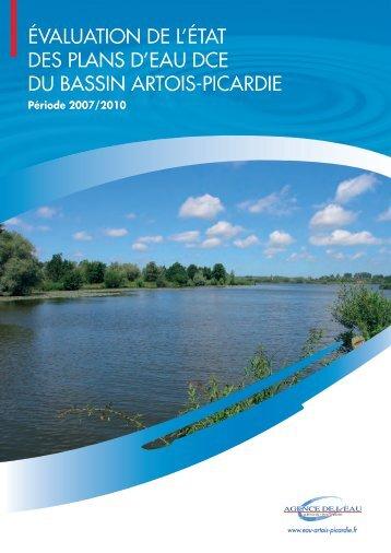 Annuaire 2010 plans d'eau 20-05-11 - Agence de l'eau Artois Picardie
