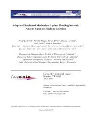 Adaptive Distributed Mechanism Against Flooding Network Attacks ...