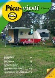 Pica-viesti 4/2013. - SFC-Pirkanmaa
