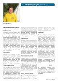Pica-viesti 4/2013. - SFC-Pirkanmaa - Page 3