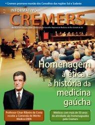 Homenagem - Cremers