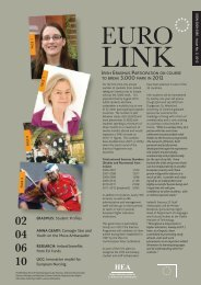 EuroLink - Issue No 2, 2012 - EURIreland.ie