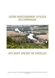 votre investissement viticole en champagne gfv saint vincent de ...