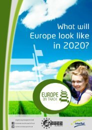 Europe on Track Dossier - AEGEE Europe