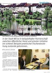 Jagd und Natur, die Zeitschrift für Jäger - Jugendfischerei.ch