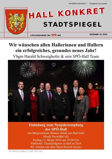 spzeitung DEZ.09 original - SPÖ Hall