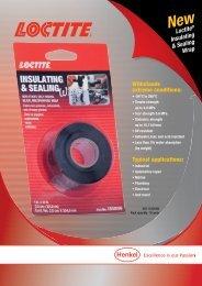 Loctite Insulating & Sealing Wrap