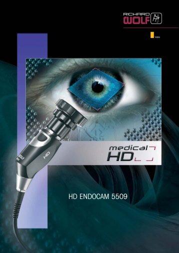 HD ENDOCAM 5509 - Richard Wolf