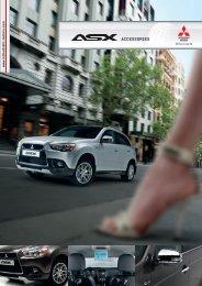 ACCESSORIES - Mitsubishi Motors
